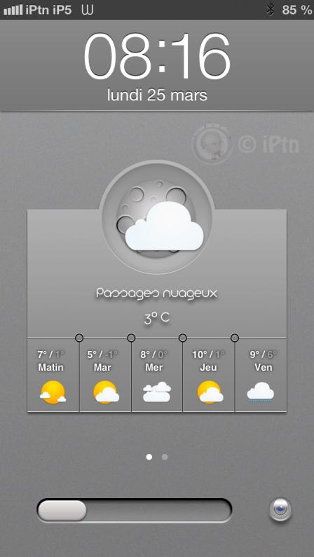 ls widget