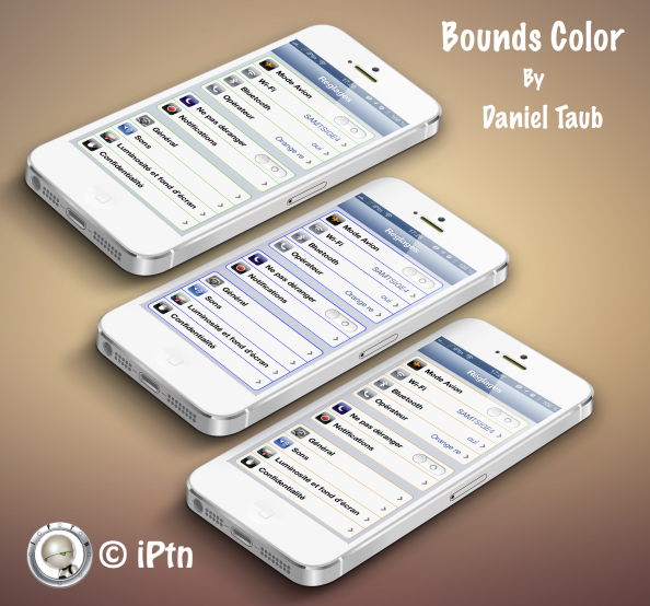 Bounds Color Site