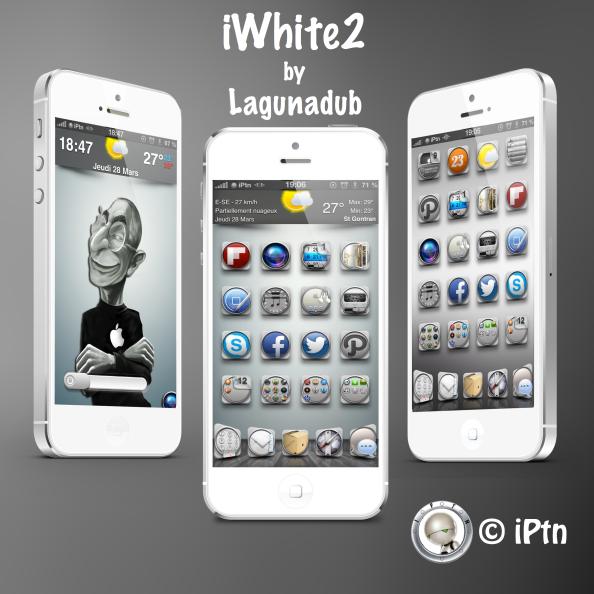 iWhite2 Site