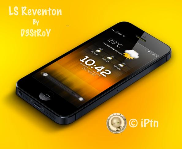 LS Reventon site