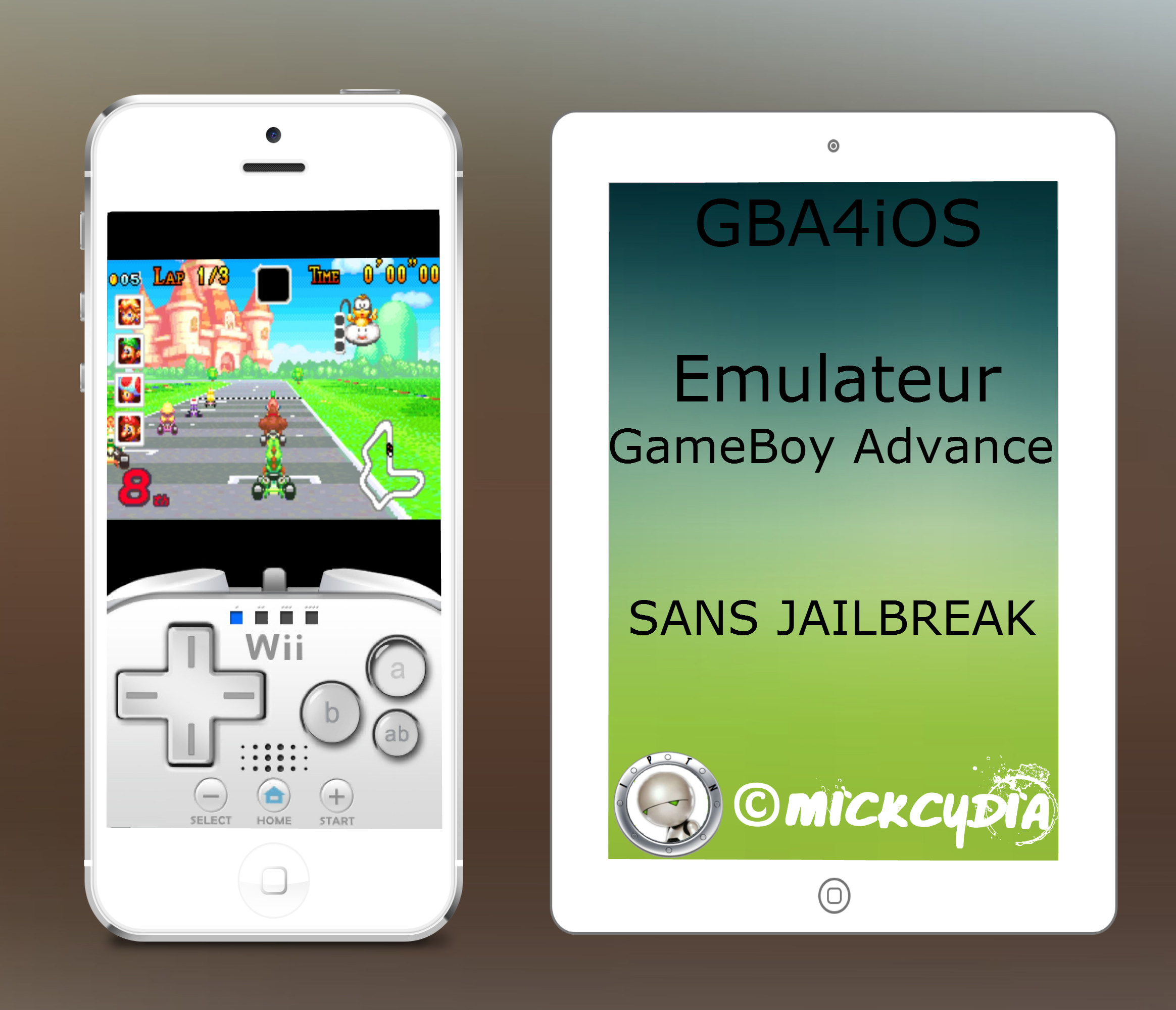 GBA4iOS – Emulateur de GameBoy Advance SANS JAILBREAK | iPhonetouchnews2