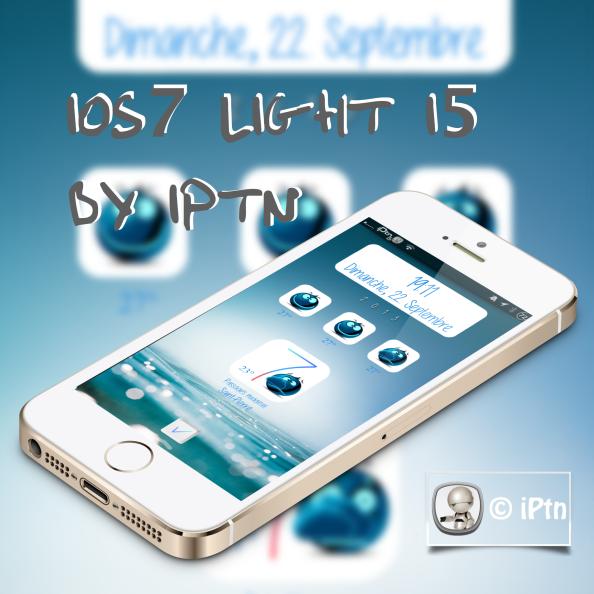 ios7 light site