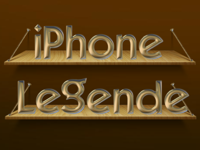 lien iPhone legende