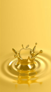 wallpaper iphone 5s Gold