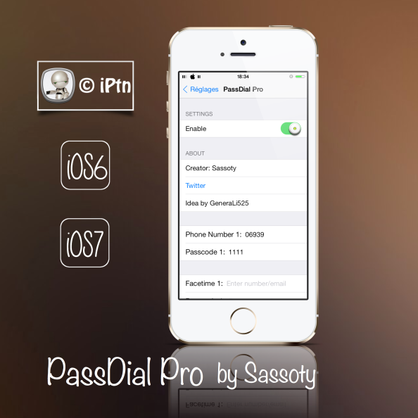 PassDial Pro site