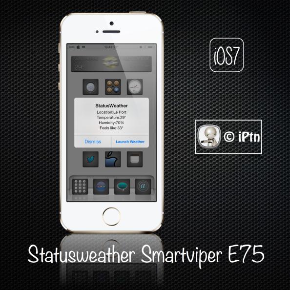 Statusweather site